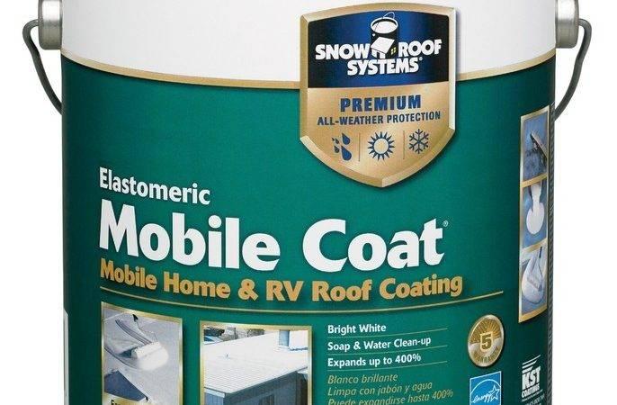 Buy Snow Roof Kst Mobile Home Coat