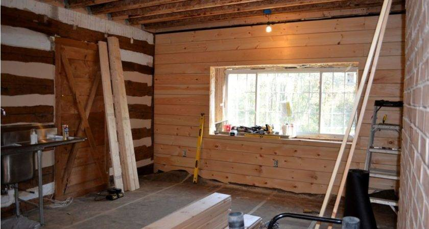 Cabin Fervor Wood Plank Wall