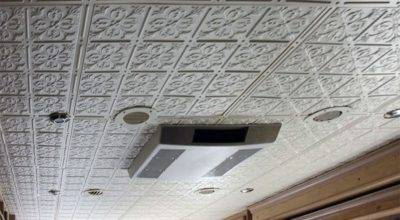 Camper Ceiling Panels Frompo