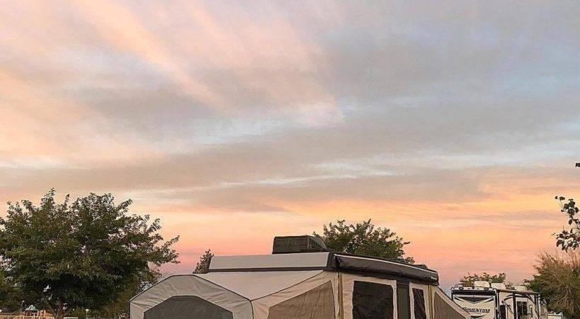 Campground Review Albuquerque Central Koa