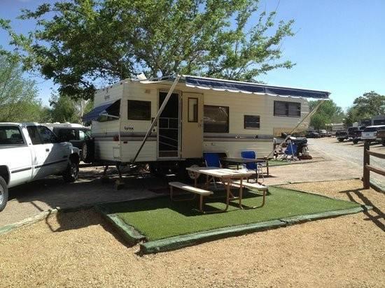 Camping North Bernalillo Koa Campground