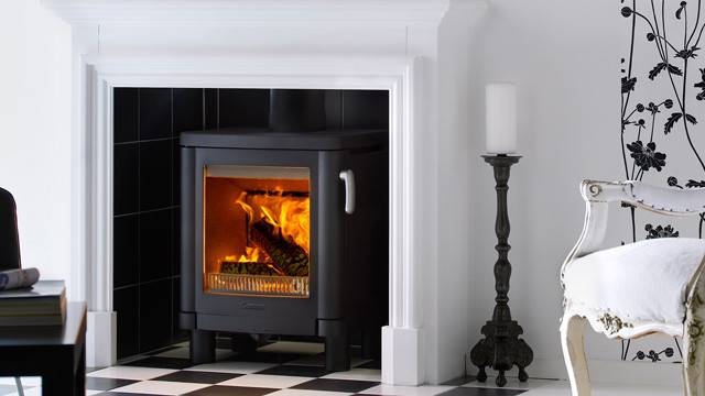 Can Fit Wood Burner Fireplace