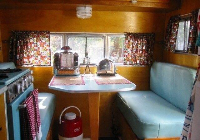 Canned Ham Interior Travels Plan