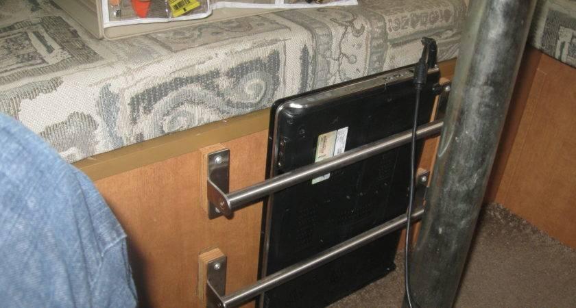 Caravan Storage Ideas Pinterest