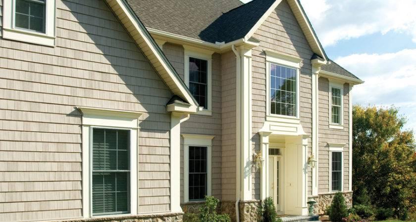 Cedar Shake Siding Example Form Rosselli Roofing