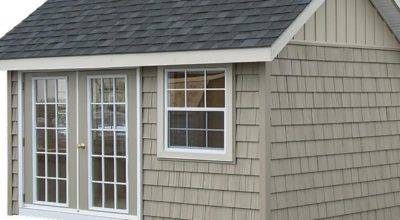 Cedar Shake Vinyl Siding Look Pin Pinterest