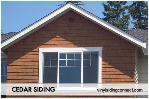 Cedar Shingle Siding Vinyl Connect