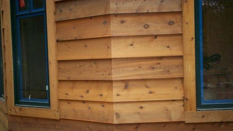 Cedar Siding Direct Wood Alaskan Western