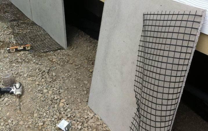 Cement Concrete Board