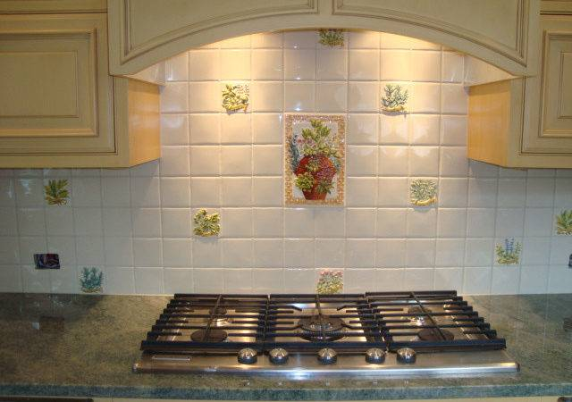 Ceramic Tile Backsplash Installation Cost
