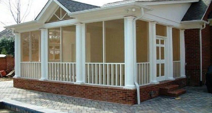 Charlotte Screened Porch Ideas Screen