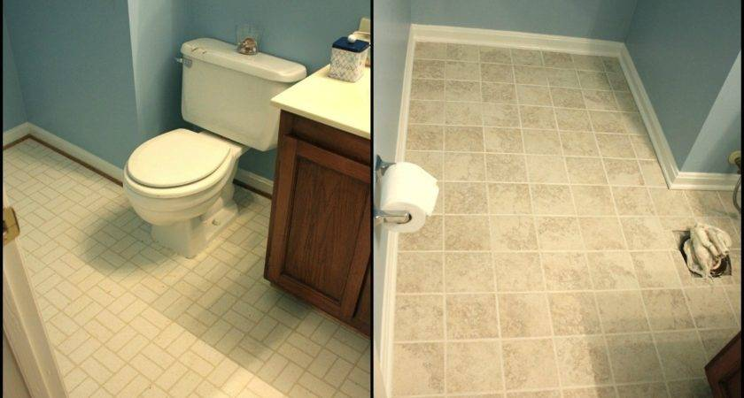Charming Painting Over Ceramic Tile Bathroom Paint