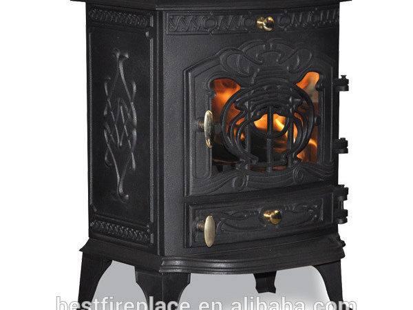 Cheap Antique Cast Iron Wood Burning Stove Sale