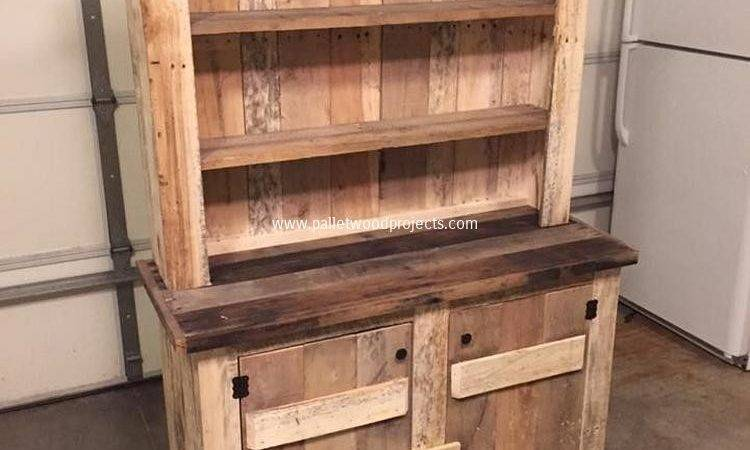 Cheap Easy Creative Recycled Pallet Ideas
