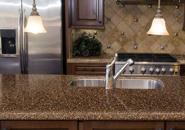 Cheap Kitchen Countertops Diy Tile Countertop
