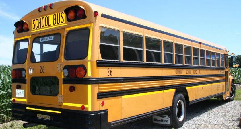 Chevy Bluebird Bus Sale