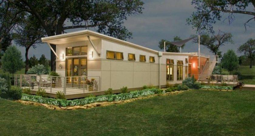 Clayton Homes Goes Mod New House Pods Builder