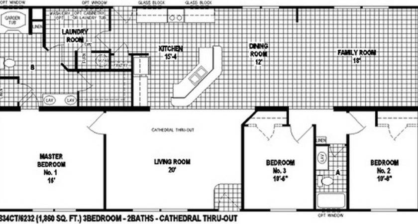 Clayton Mobile Home Floor Plans Ezinearticles Submission