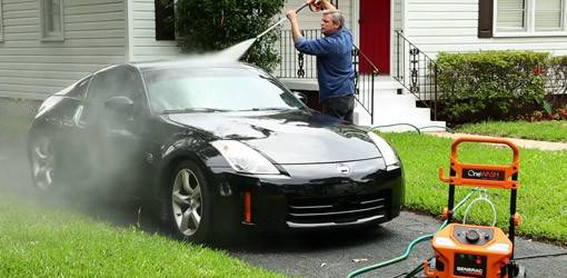Clean Your Car Using Pressure Washer Today