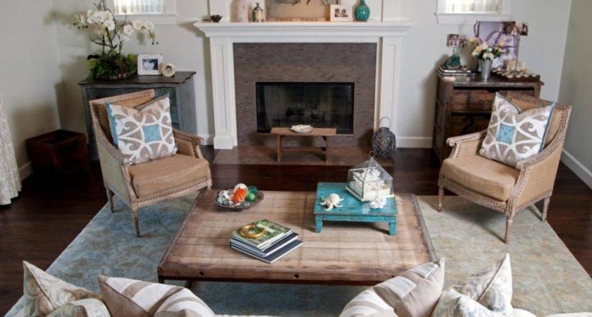 Coastal Living Room Ideas Dining