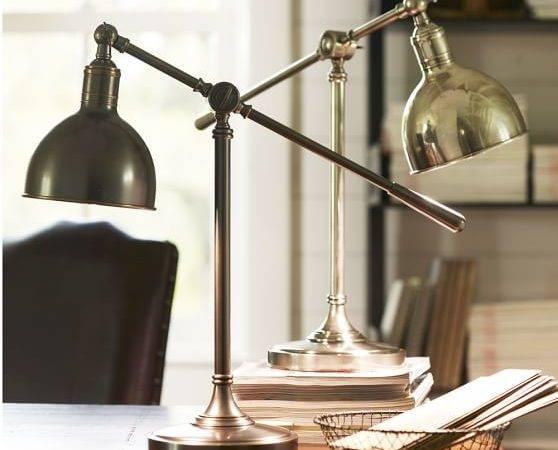 Cole Task Table Lamp Pottery Barn