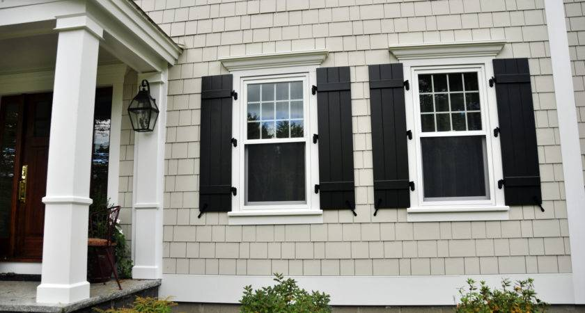 Collection Exterior Shutter Styles Window Source