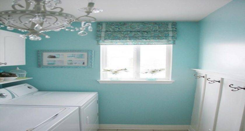 Color Paint Laundry Room