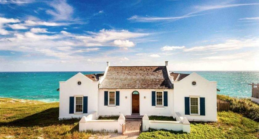 Columbus Beach Cottage Picturesque Caribbean Home