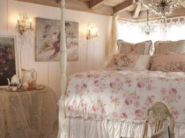 Comfy Cottage Style Bedroom Ideas