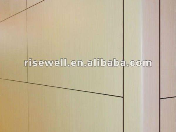 Compact Laminate Decorative Wallboard Panels