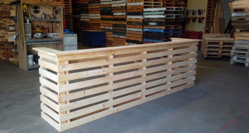 Complete Guide Make Pallet Bar Decoration Channel