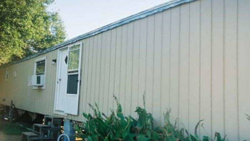 Construction Mobile Home Leveling Repair