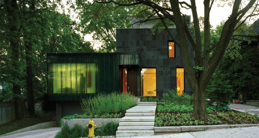 Cool Design Luxury Green Residential Architecture