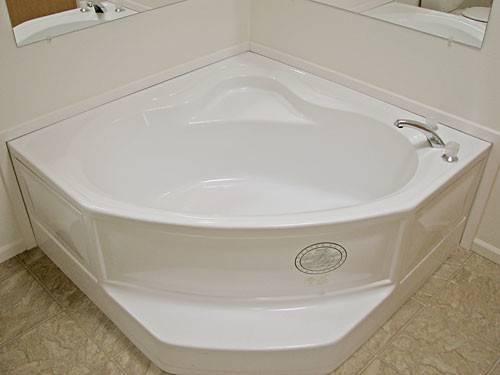 Corner Garden Tub Cheap Useful Reviews Shower