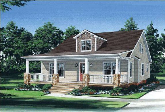 Cottage Style Modular Homes Factory