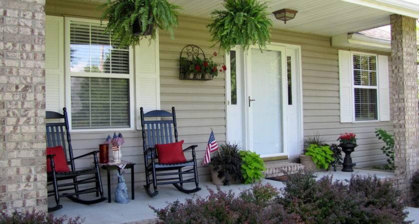 Country Porch Decorating Ideas Home Design