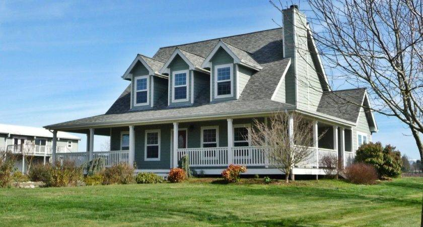 Country Style House Plans Wrap Around Porches