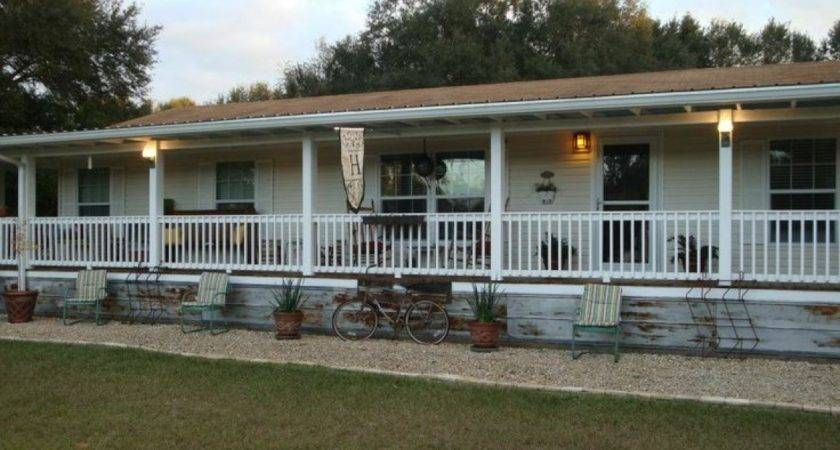 Covered Back Porch Designs Luxury Double Wide Mobile