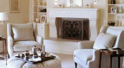 Cozy Living Room Designs Fireplace