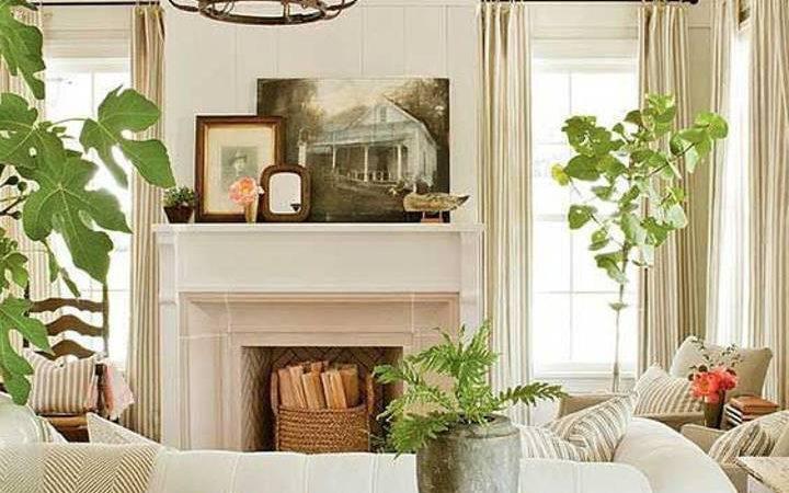 Create Classy Vintage Living Room