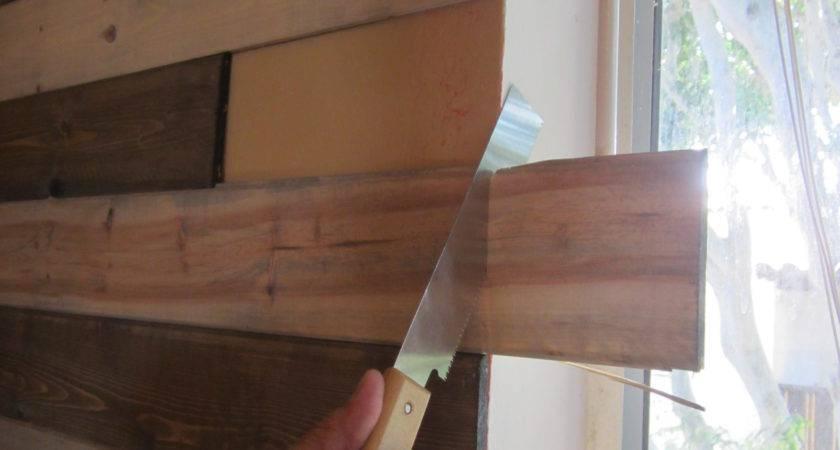 Create Faux Wood Pallet Wall Definitely Want