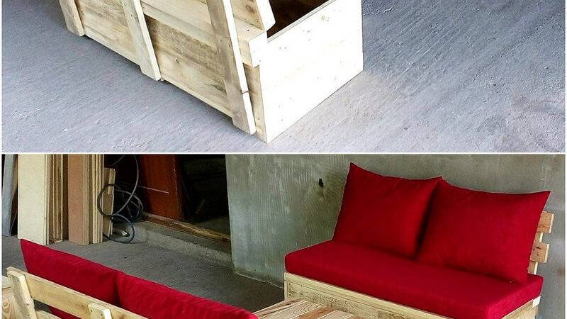 Creative Diy Ideas Reclaimed Wood Pallets Pallet
