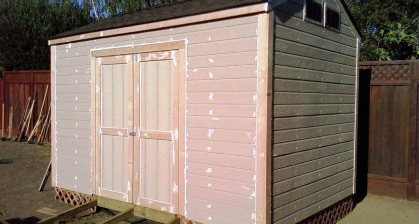 Creative Skirting Storage Sheds Pixelmari