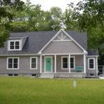Custom Stick Built Home Design Green Diamond