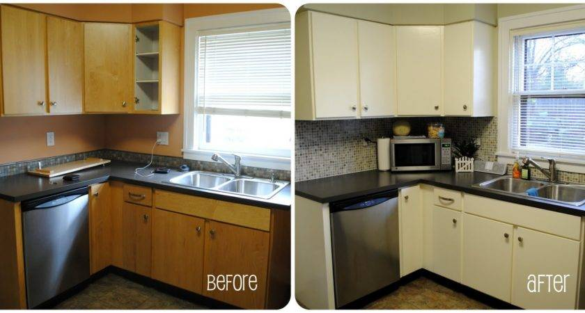 Daily Brees Kitchen Before After