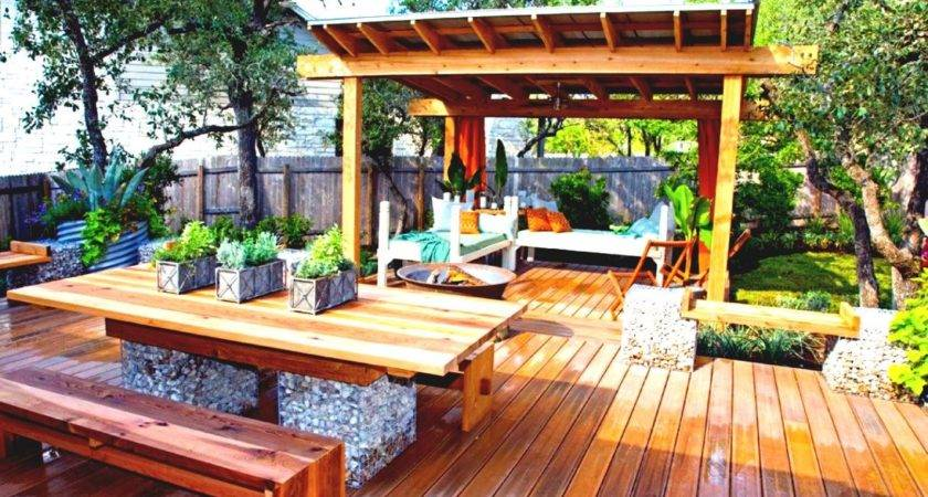 Deck Design Ideas Outdoor Spaces Patio Decks Amp