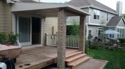 Deck Designs Overhangs