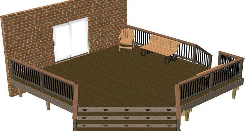 Deck Plans Can Diy