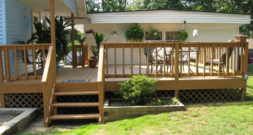 Deck Railing Designs Design Ideas