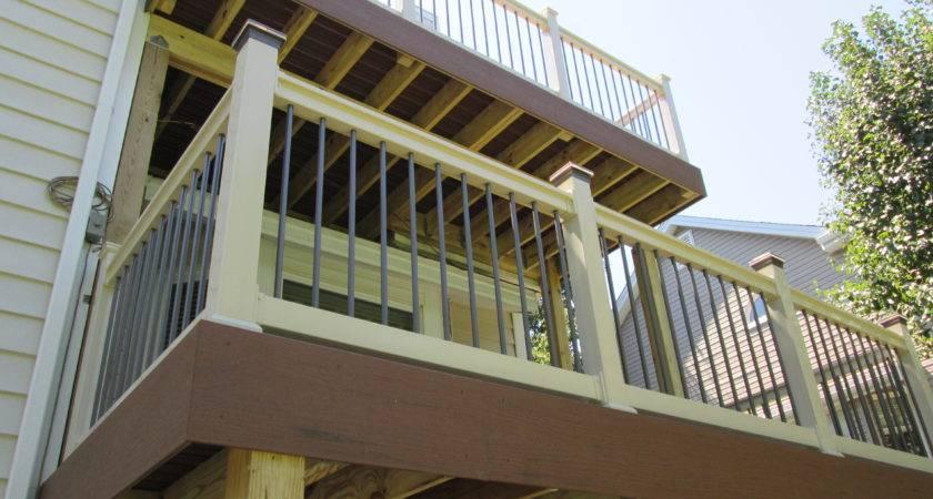 Deck Railings Louis Decks Screened Porches